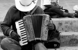 Musicista - Oxaca - Messico