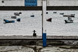 Barche - Paracas - Perù