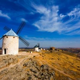 Consuegra - La Mancha - Spagna