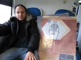 In treno per Venezia