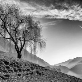 Alba sul Lago di Ledro - Trentino Alto Adige