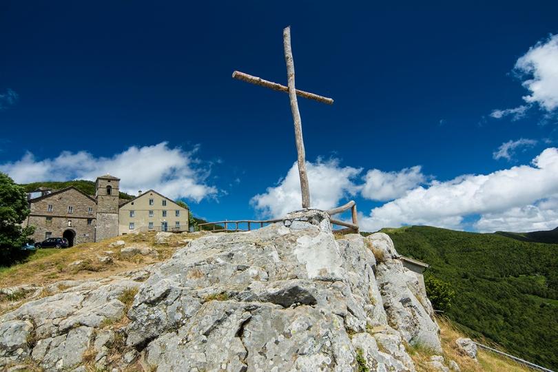 San Pellegrino in Alpe di Devis Bellucci Rid