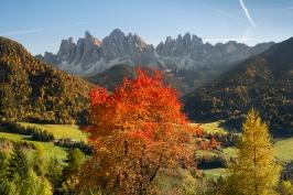 Il gruppo delle Odle - Alto Adige