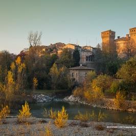 Vignola - Modena. Autunno