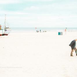 Spiaggia e barche - Danimarca