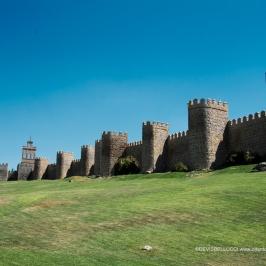 Le mura di Avila - Spagna