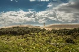 Faro nel deserto che avanza, Danimarca