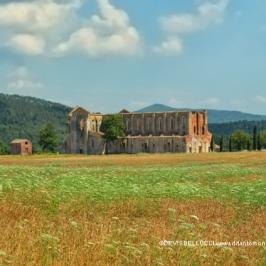 L'abbazia di San Galgano Chiusdino - Siena