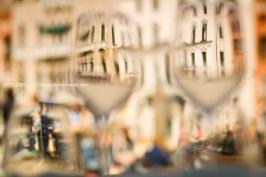 Venezia dal tavolino di un bar