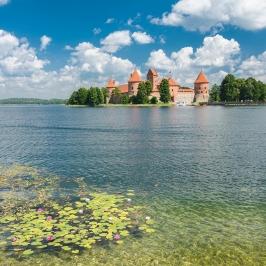 Castello di Trakai, Lituania