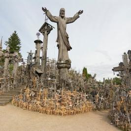 Collina delle Croci, Lituania