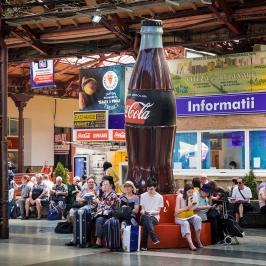 Stazione di Bucarest, Romania